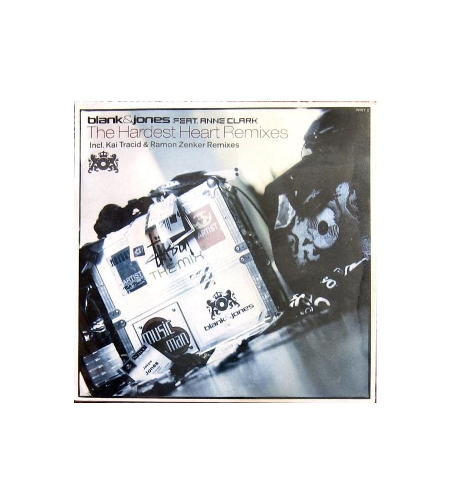 Blank & Jones Feat. Anne Clark – The Hardest Heart Remixes