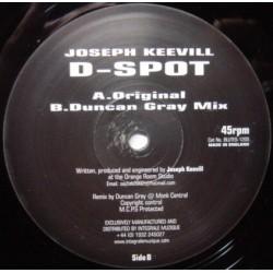 Joseph Keevill – D-Spot