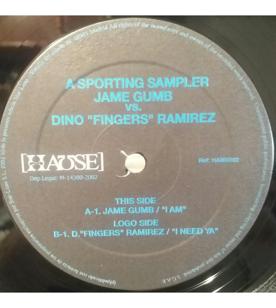 Jame Gumb vs. Dino 'Fingers' Ramirez – A Sporting Sampler