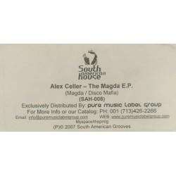 Alex Celler – Magda EP