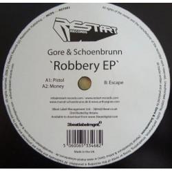 Gore & Schoenbrunn – Robbery EP