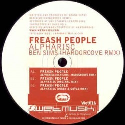 Alpharisc ‎– Fresh People