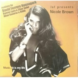 Nicole Brown ‎– Music... It Is My Life