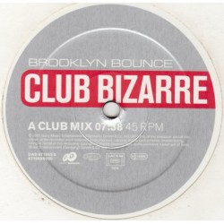 Brooklyn Bounce - Club Bizarre (CABRA REMEMBER¡¡ COPIA IMPORT NUEVA)