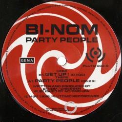 Bi-Nom – Party People