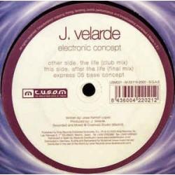 J. Velarde – Electronic Concept