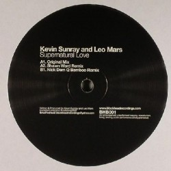 Kevin Sunray And Leo Mars ‎– Supernatural Love