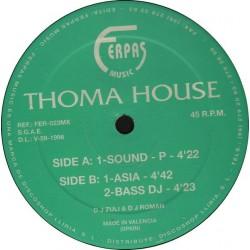 Thoma House - Sound-P (TEMAZO BUSCADISIMO¡¡ FERPAS MUSIC)