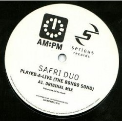 Safri Duo - Played - A - Live (Remix hardhouse¡¡)