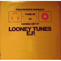 Progressive Maniacs & Pi – Looney Tunes EP