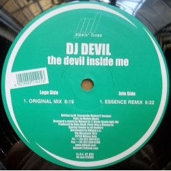 DJ Devil ‎– The Devil Inside Me