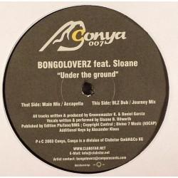 Bongoloverz – Under The Ground