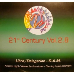 Various - 21st Century Vol. 2.8(INCLUYE LIBRA ANOTHER NIGHT Y DELEGATION¡¡)