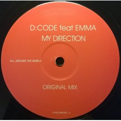 D:CODE Feat Emma - My Direction
