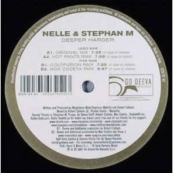 Nelle & Stephan M ‎– Deeper Harder