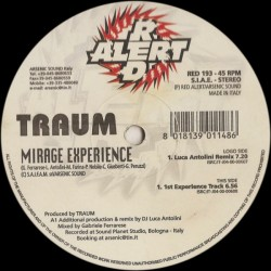 Traum ‎– Mirage Experience (TEMAZO DSIGUAL)