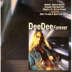 DeeDee - Forever(2 MANO,ORIGINAL + REMIXES,MUYYYY BUENOS¡¡)