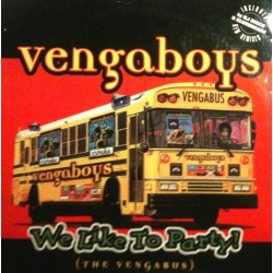 Vengaboys - We Like To Party (MAX MUSIC)
