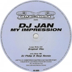 DJ Jan ‎– My Impression