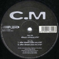 CM ‎– Dream Universe (E-MAIL RECORDS)