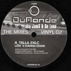 DuMonde AKA JamX & De Leon – The Mixes - Vinyl 02