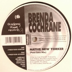 Brenda Cochrane ‎– Native New Yorker