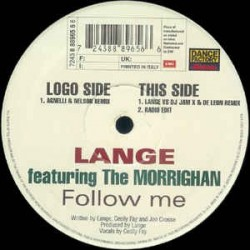 Lange Featuring The Morrighan ‎– Follow Me