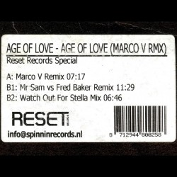 Age Of Love ‎– Age Of Love (Marco V Rmx)