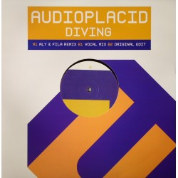 Audioplacid ‎– Diving