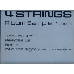 4 Strings ‎– Album Sampler (Part 1