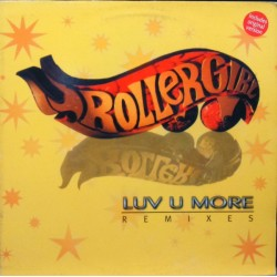 Rollergirl ‎– Luv U More (Remixes)