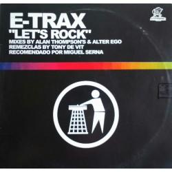 E-Trax - Let's Rock (CONTRASEÑA RECORDS)