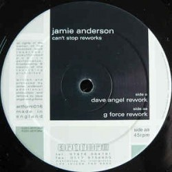 Jamie Anderson – Can't Stop Reworks