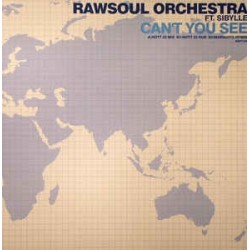 Rawsoul Orchestra ‎– Can't You See