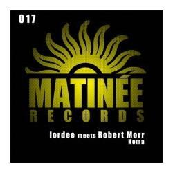 Iordee Meets Robert Morr – Koma