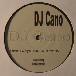 BBE – Seven Days And One Week (DJ Cano Remix)