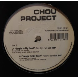 Chou Project - Jungle in my heart / Gal - What will i do (REEDICIÓN ITALIANA)
