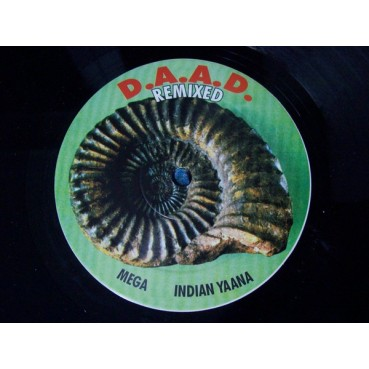 D.A.A.D. – Mega (Remixed) / Indian Yaana