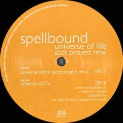 Spellbound ‎– Universe Of Life