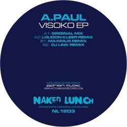 A.Paul – Visoko EP