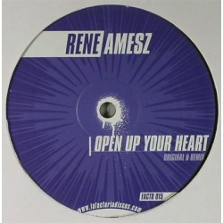 Rene Amesz ‎– Open Up Your Heart