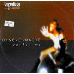 Disc-O-Magic – Partytime