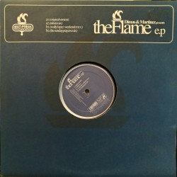 Dimas & Martinez ‎– The Flame EP
