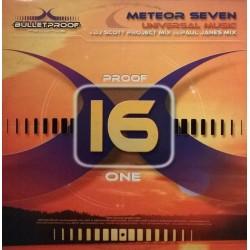 Meteor Seven – Universal Music (BULLETPROOF)