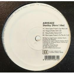 Airheadz – Stanley (WILD RECORDS)