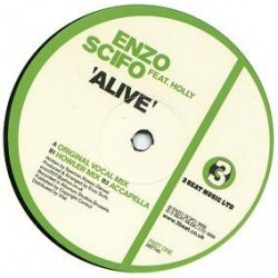 Enzo Scifo Feat. Holly – Alive