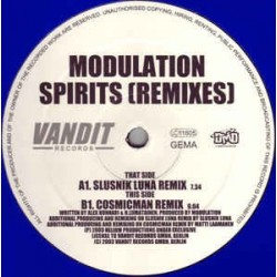 Modulation – Spirits (Remixes)