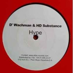 D'Wachman & HD Substance – Hype