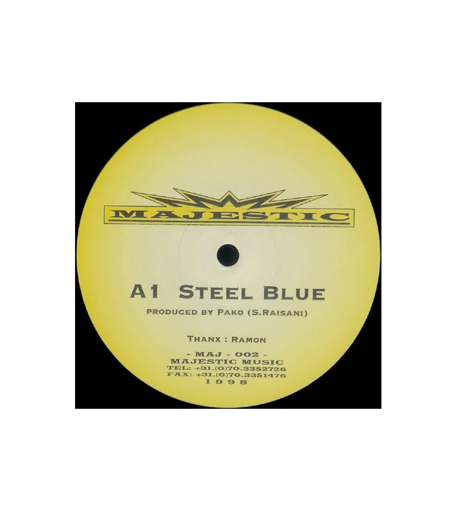 Majestic Records - Steel Blue