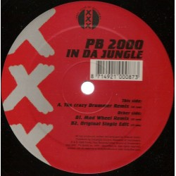 PB 2000 ‎– In Da Jungle